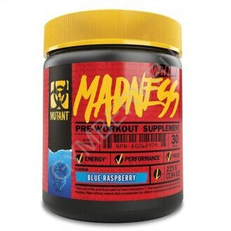 Mutant Madness 225g (Blue Raspberry), шт., арт. 1411001
