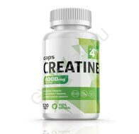 4Me Nutrition Creatine Monohydrate 500 мг 120 капс, шт., арт.1306001