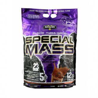 MXL. Special Mass Gainer 12 lb - Rich Chocolate 5443 g