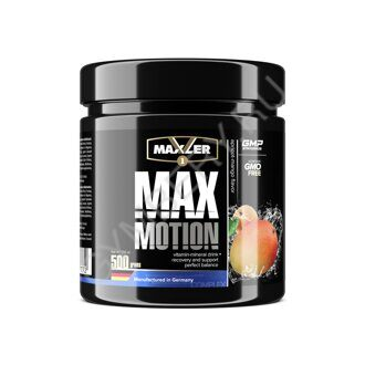 MXL. Max Motion 500 g (can) - Apricot-Mango NEW DESIGN