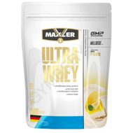 MXL. Ultra Whey (bag) 2 lb 900гр - Lemon Cheesecake 0201017