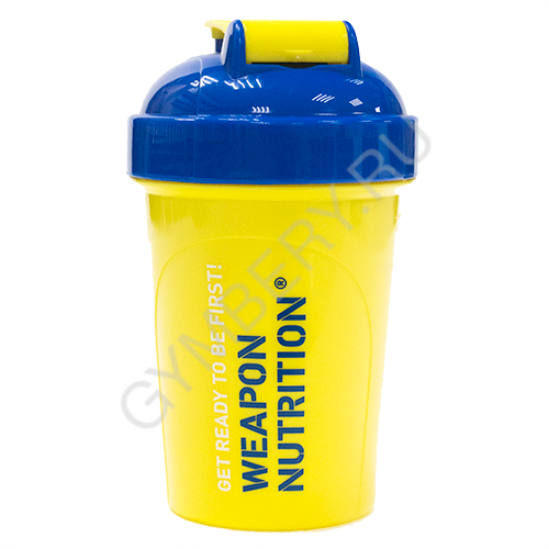 Weapon Nutrition Шейкер S02-500 500мл 00-00001741, , шт