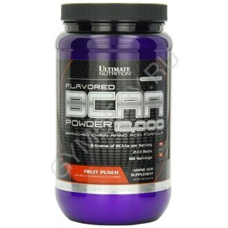 Ultimate Nutrition BCAA 12000 450 г Cherry, шт., арт. 0402002