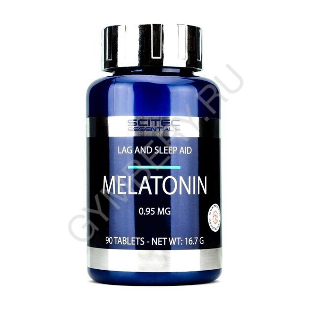 Scitec Nutrition Melatonin 0.95мг 90таб шт, арт. 1707002