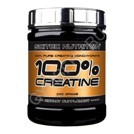 Scitec Nutrition Creatine Monohydrate 300 g (can) шт, арт. 1706001