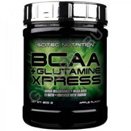 Scitec Nutrition BCAA + Glutamine Xpress 300g.(Яблоко), шт, арт. 1702004