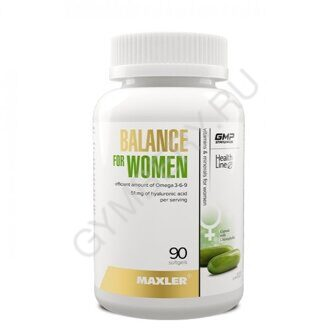 MXL. Balance for Women 90 softgels шт, арт. 0207018