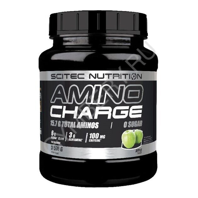 Scitec Nutrition Amino Charge 570 г яблоко 1702001