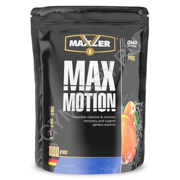 MXL. Max Motion 1000 g (can) - Apricot-Mango NEW DESIGN 0211006